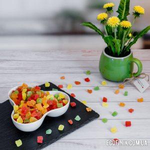 ананас цукаты