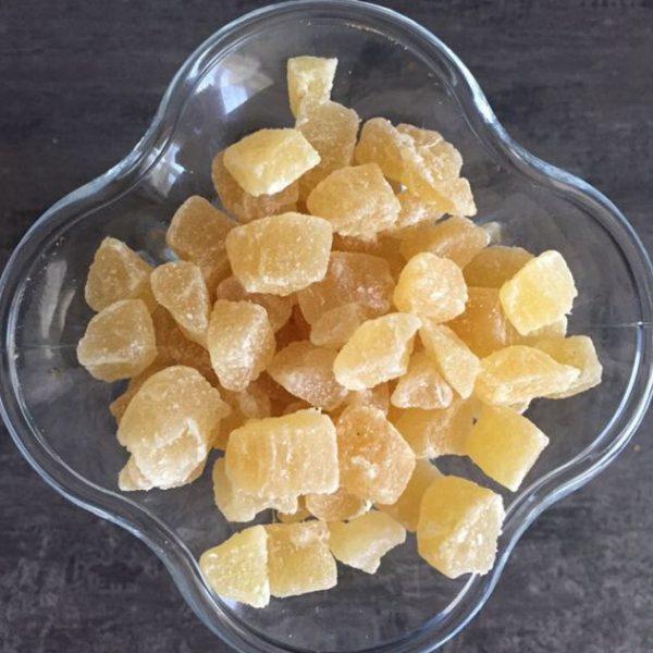ананас кубик натуральный